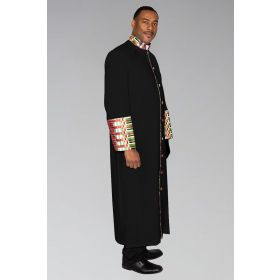 Men's Clergy Robe Kente African