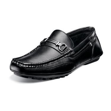 Men's Stacy Adams Dio Casual Dress Loafer - Black