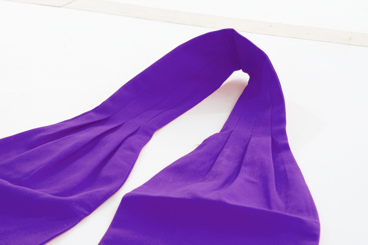 Clergy Tippet - Purple