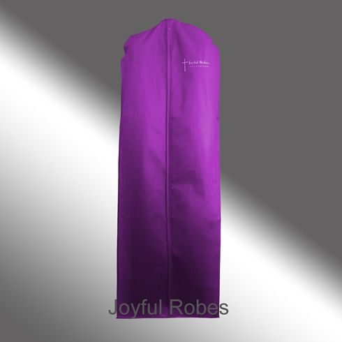 Joyful Robes Clergy Zip-Up Robe Bag