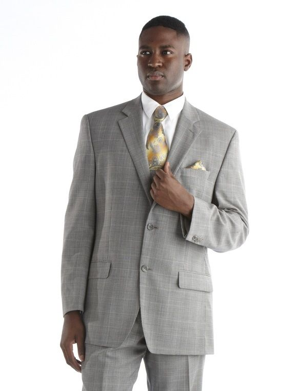 Men's Michael Kors Executive Suit - Grey