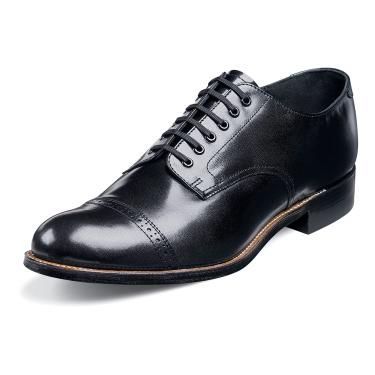 Stacy Adams Madison Dress Shoes Black