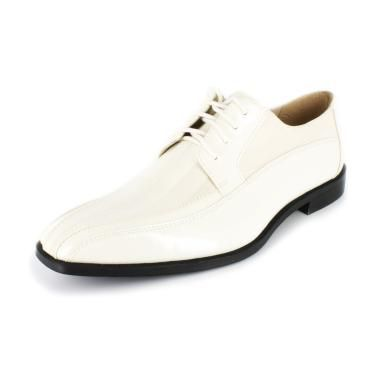 Stacy Adams Royalty Satin Dress Shoes White