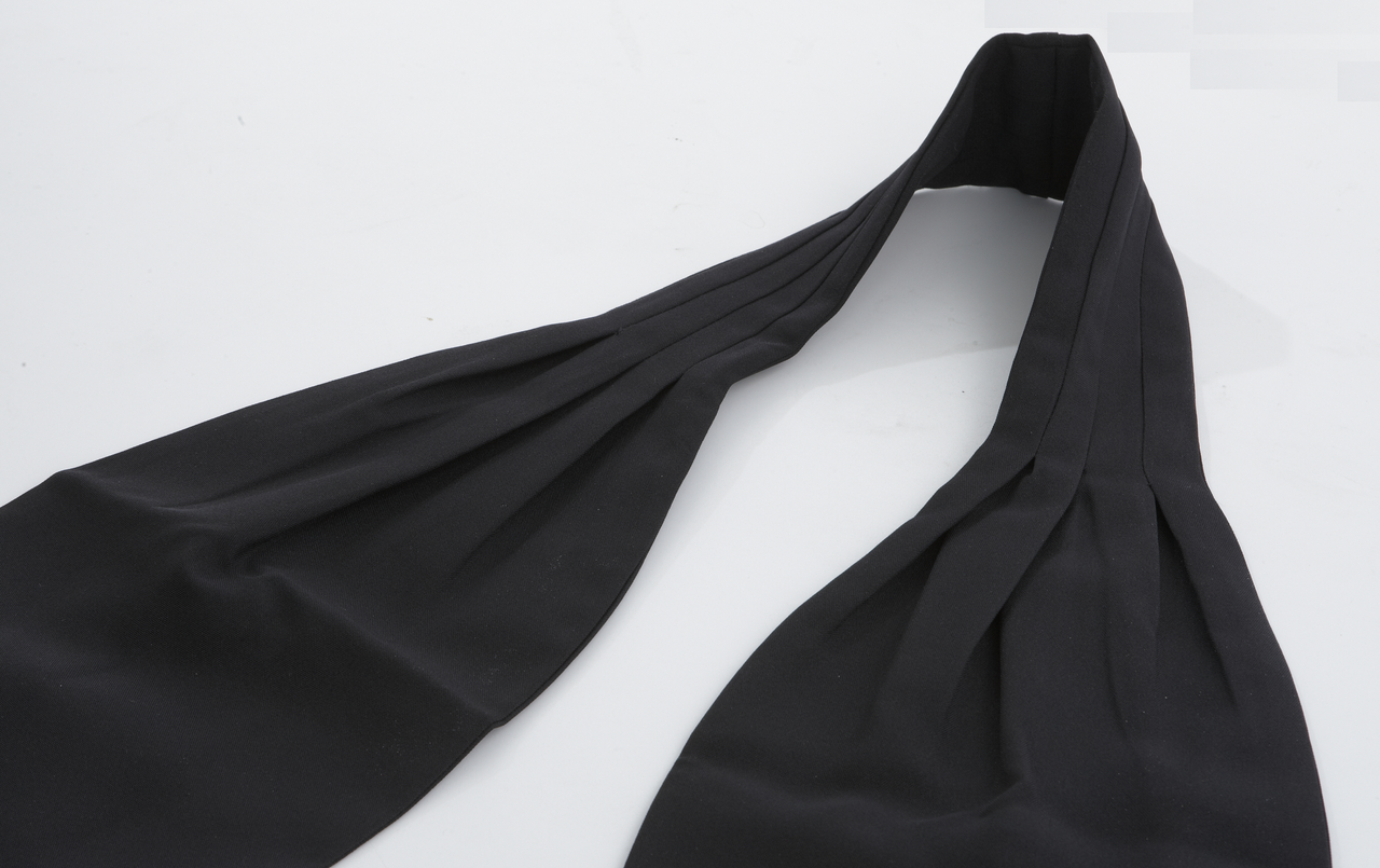 Clergy Tippet - Black