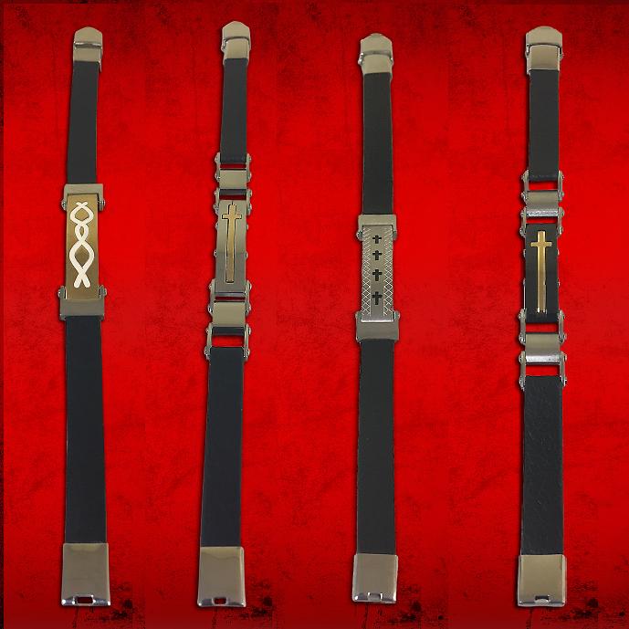 Surprise 1 Cross Design Bracelet