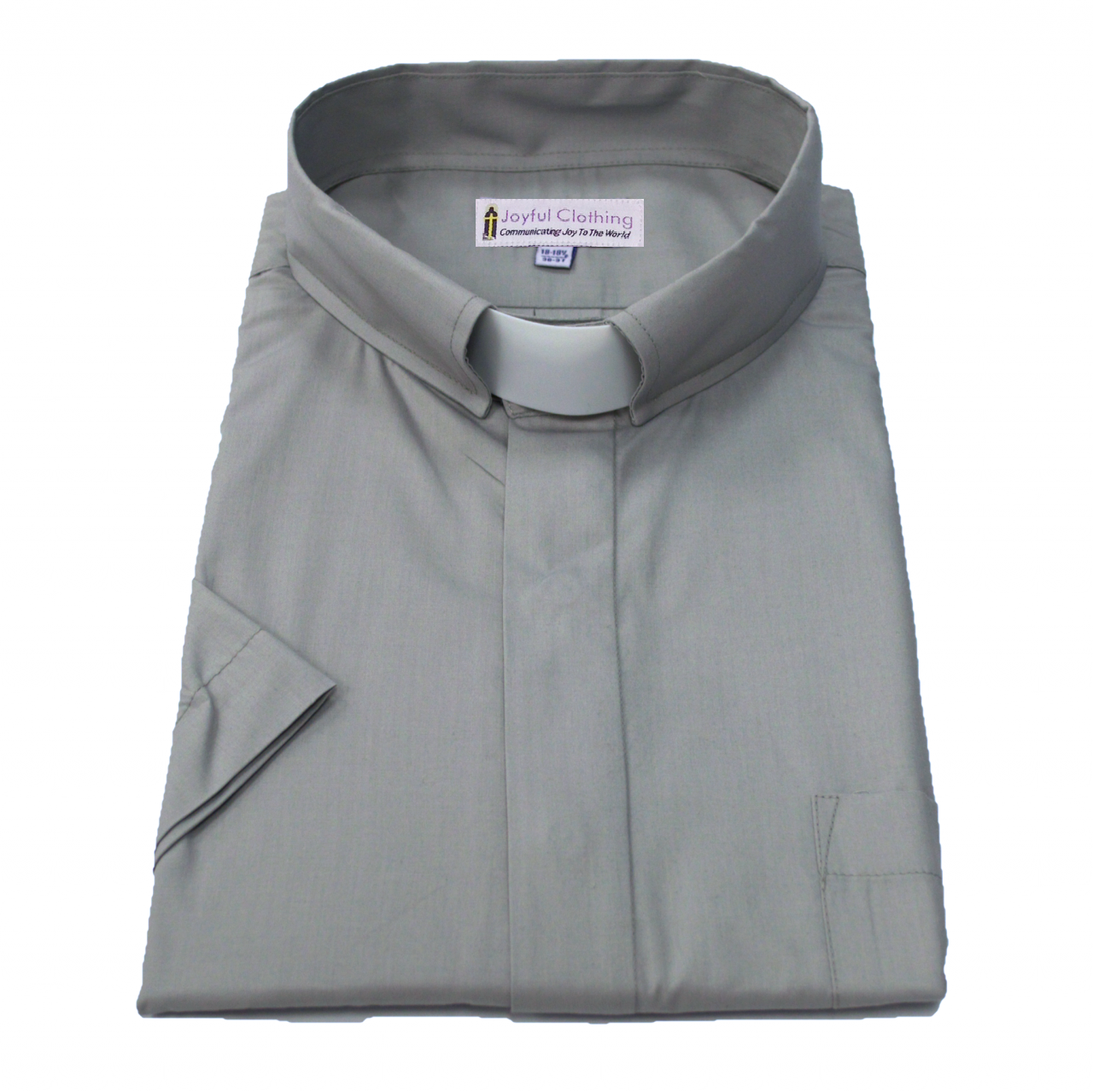 Mens Short Sleeve Tab Collar Clergy Shirts Special Suit Avenue
