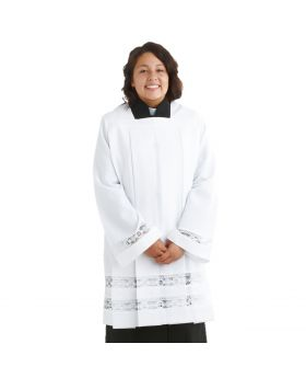 Women's Clergy Surplice for Ladies