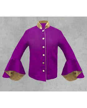 Women's Purple Clergy Jacket