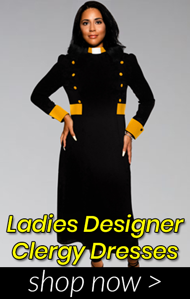 Ladies Clergy Dresses